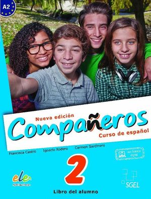 COMPAÑEROS 2 ALUMNO (NUEVA EDICION)