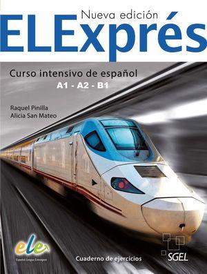 ELEXPRES EJERCICIOS CURSO INTENSIVO DE ESPAÑOL A1-A2-B1