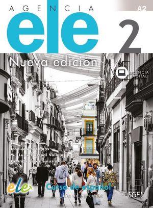 AGENCIA ELE 2. NUEVA EDICIÓN. LIBRO DE EJERCICIOS