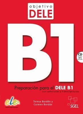 OBJETIVO DELE B1 +CD 2017