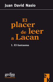 EL PLACER DE LEER A LACAN