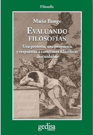 EVALUANDO FILOSOFIAS