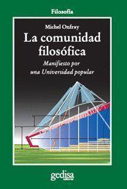 LA COMUNIDAD FILOSOFICA