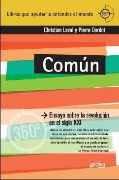 COMUN: ENSAYO SOBRE LA REVOLUCION EN EL S. XXI