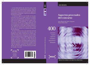 ASPECTOS PROCESALES DEL CONCURSO (2.ª EDICIÓN)