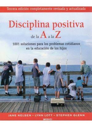 DISCIPLINA POSITIVA DE LA A A LA Z