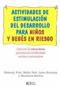 ACTIVIDADES ESTIMULACION DESARROLLO PARA NIÑOS BEBES EN RIE