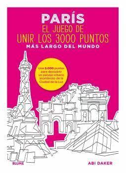 PARIS. EL JUEGO DE UNIR LOS 3000 PUNTOS MAS LARGO DEL MUNDO