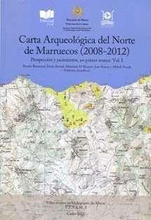 CARTA ARQUEOLOGICA DEL NORTE DE MARRUECOS (2008-2012)