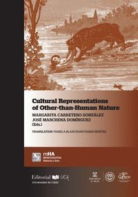 CULTURAL REPRESENTATIONS OF OTHER-THAN-HUMAN NATURE