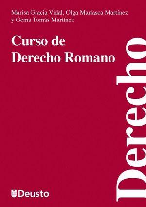 CURSO DE DERECHO ROMANO