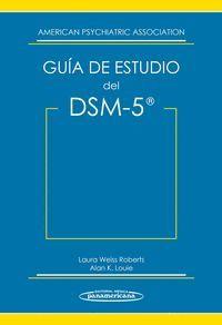 GUÍA DE ESTUDIO DSM-5