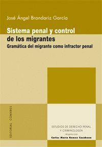 SISTEMA PENAL Y CONTROL DE LOS MIGRANTES