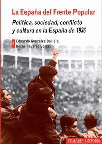 LA ESPAÑA DEL FRENTE POPULAR