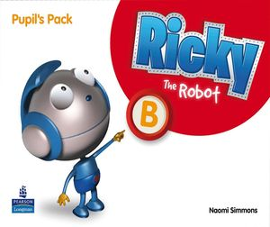 RICKY THE ROBOT B (PUPIL'S PACK)