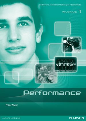 PERFORMANCE 1 WORKBOOK ENGLISH