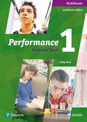 PERFORMANCE 1 STUDENT'S BOOK PACK BACH ANDALUCIA