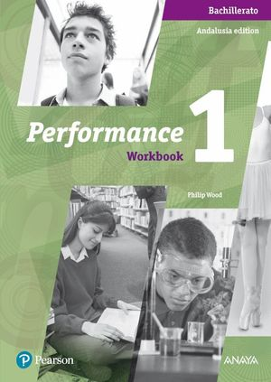 PERFORMANCE 1 WORKBOOK 1ºBACH. 2016