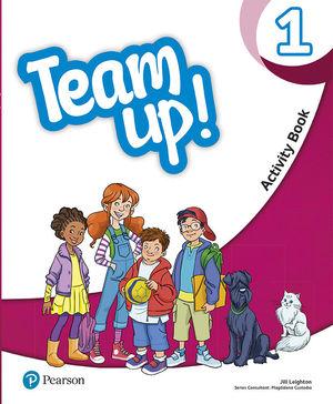 TEAM UP! 1 ACTIVITY BOOK