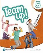 TEAM UP! 5 ACTIVITY BOOK