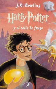 HARRY POTTER Y EL CALIZ DE FUEGO IV