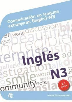 COMUNICACION EN LENGUAS EXTRANJERAS (INGLES) N3 (2ª EDICION)