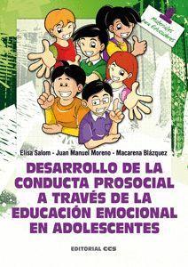 DESARROLLO DE LA CONDUCTA PROSOCIAL A TRAVÉS DE LA EDUCACIÓN EMOCIONAL EN ADOLES