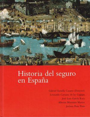 HISTORIAL DEL SEGURO EN ESPAÑA