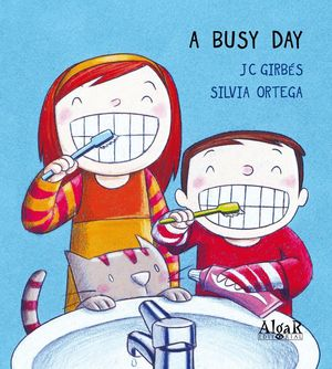 A BUSY DAY-ENGLISH