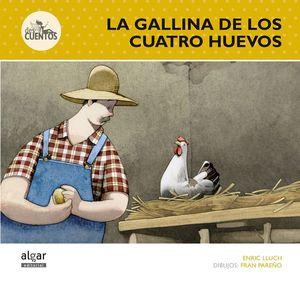 LA GALLINA DE LOS CUATRO HUEVOS