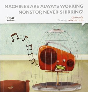 MACHINES ARE ALWAYS WORKING NONSTOP,NEVER SHIRKING!