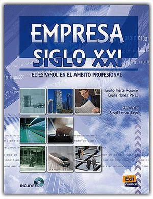 EMPRESA SIGLO XXI B2/C1 (LIBRO+ CD AUDIO)