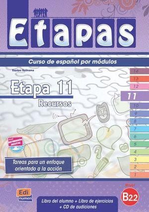 ETAPA 11. RECURSOS - LIBRO DEL ALUMNO