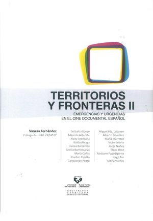 TERRITORIOS Y FRONTERAS II