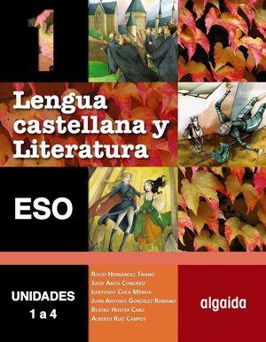 LENGUA CASTELLANA Y LITERATURA 1º ESO. POR TRIMESTRES