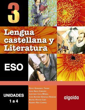 LENGUA CASTELLANA Y LITERATURA 3º. POR TRIMESTRES