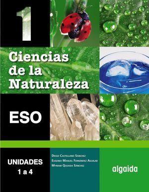 CIENCIAS DE LA NATURALEZA 1º ESO. POR TRIMESTRES
