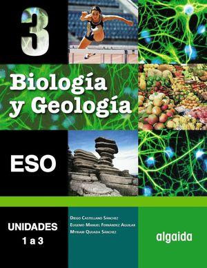BIOLOGÍA Y GEOLOGÍA 3º. POR TRIMESTRES