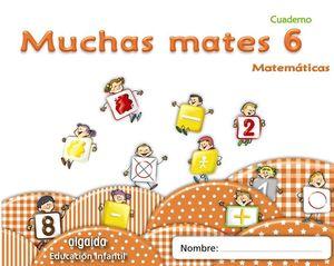 MUCHAS MATES 6.