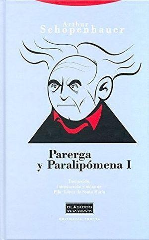 PARERGA Y PARALIPOMENA I