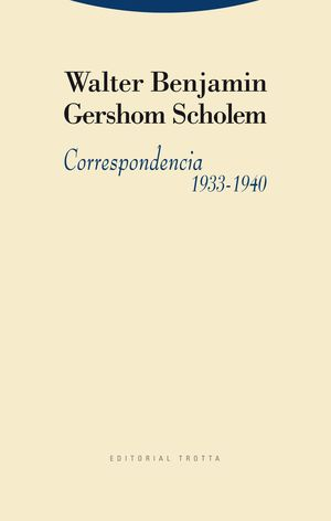 CORRESPONDENCIA 1933-1940