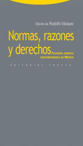 NORMAS RAZONES Y DERECHOS