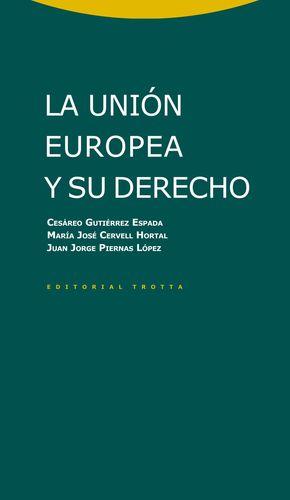 LA UNION EUROPEA Y SU DERECHO