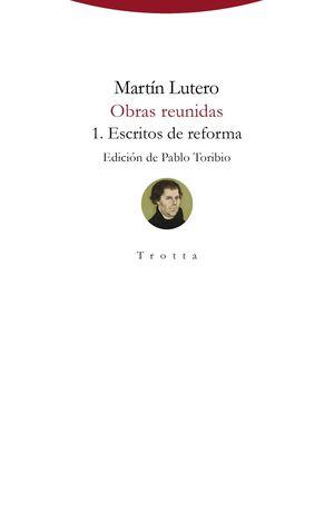 OBRAS REUNIDAS 1 ESCRITOS DE FORMA