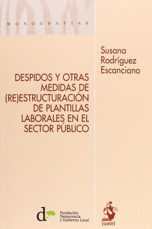 DESPIDOS Y OTRAS MEDIDAS DE (RE) ESTRUCTURACION DE PLANTILLAS LAB