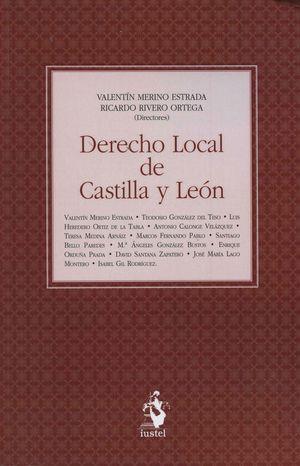 DERECHO LOCAL DE CASTILLA Y LEON