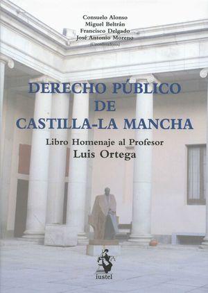 DERECHO PUBLICO DE CASTILLA-LA MANCHA