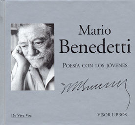MARIO BENEDETTI POESIA CON LOS JOVENES +CD