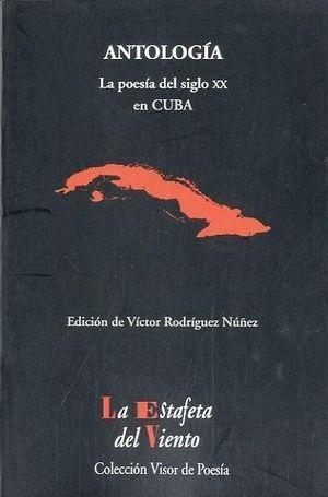 LA POESÍA DEL SIGLO XX EN CUBA