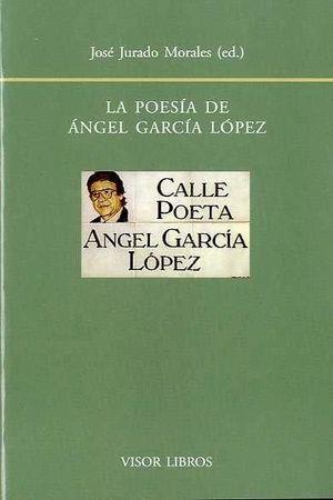 LA POESÍA DE ÁNGEL GARCÍA LÓPEZ